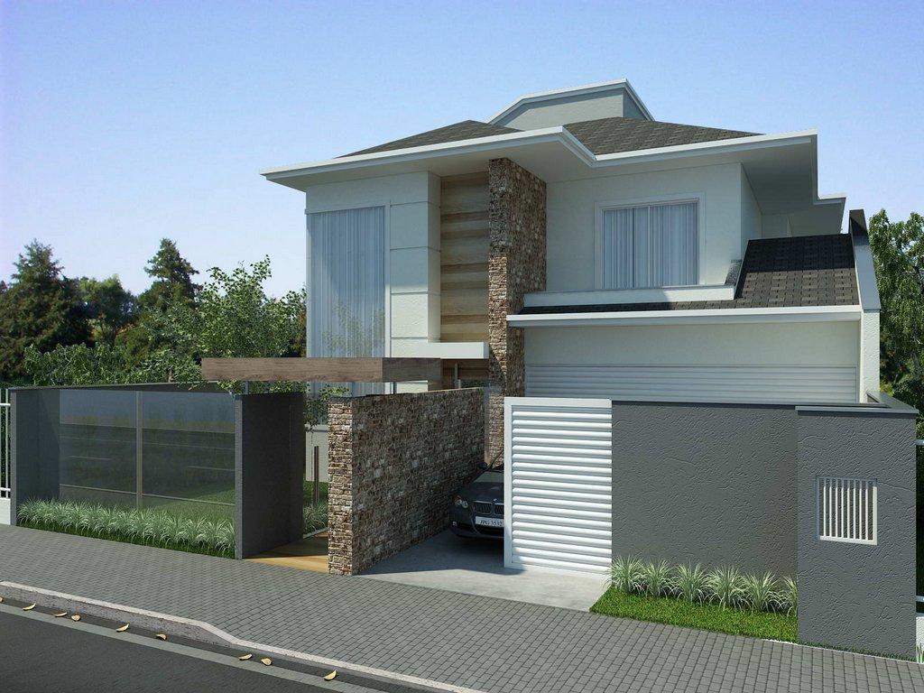 Casa Sobrado Floresta Joinville Barra 7 Empreendimentos